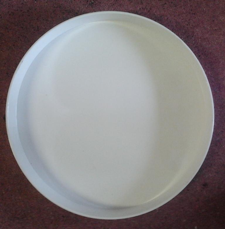 Podnos kulatý restaurační Ø 32 x 4,5 cm PS