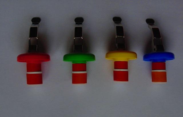 uzávěr lahví s úzkým otvíračem