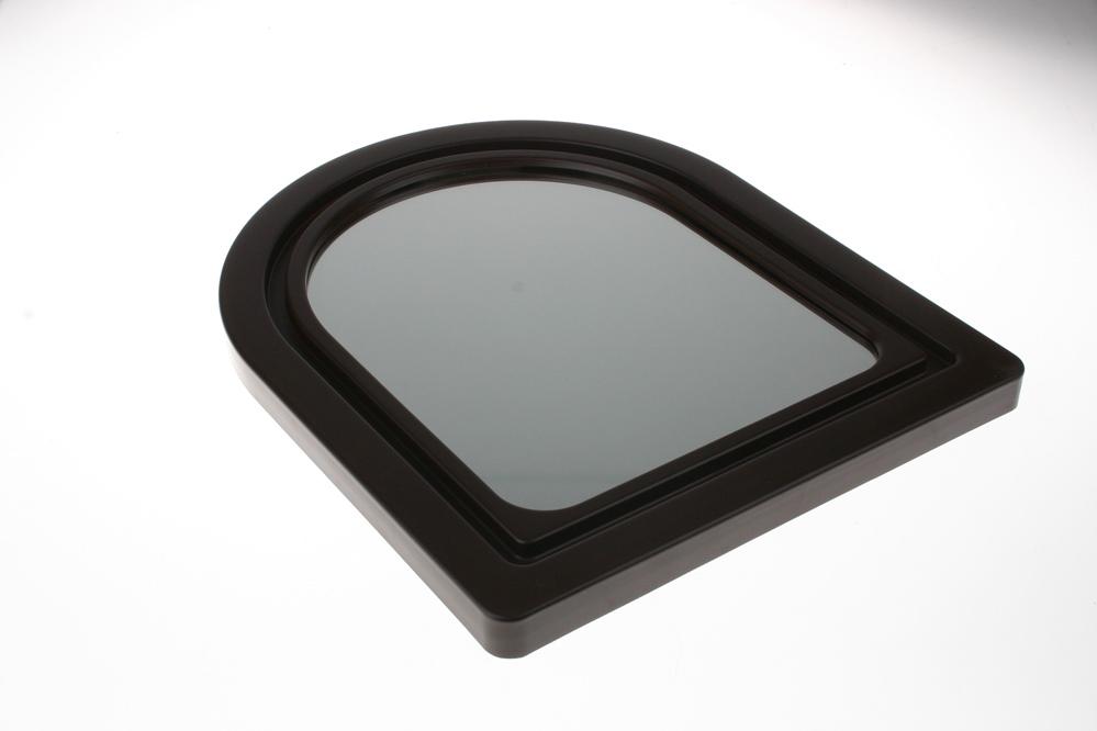 zrcadlo portál PODKOVA velká